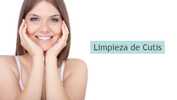 Tratamiento Facial Limpieza de cutis