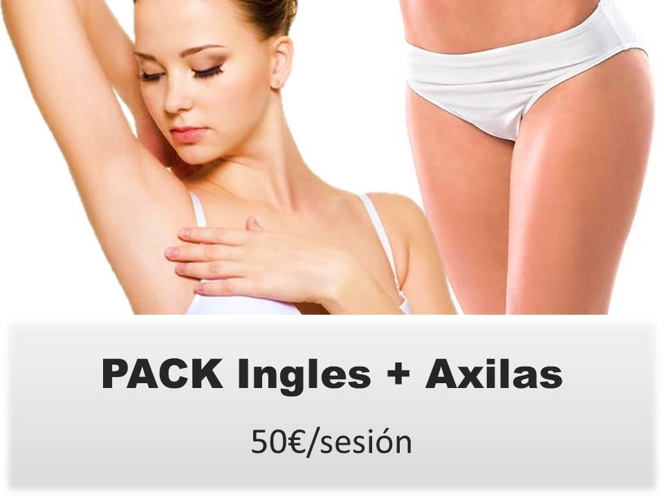 PACK Ingles + Axilas Otoño