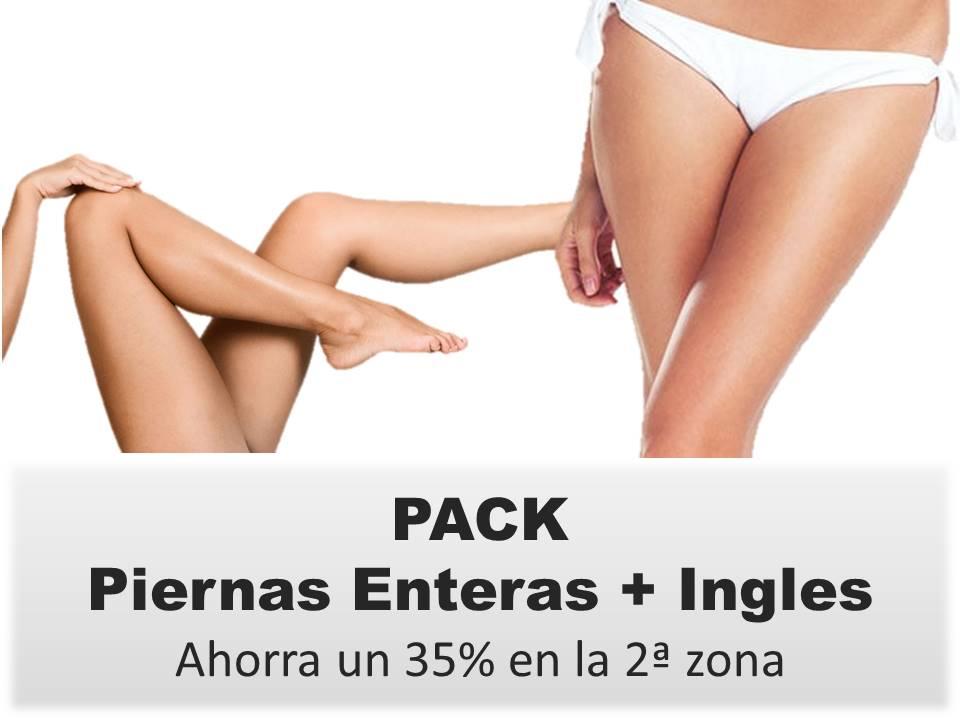 PACK Piernas enteras + Ingles Otoño