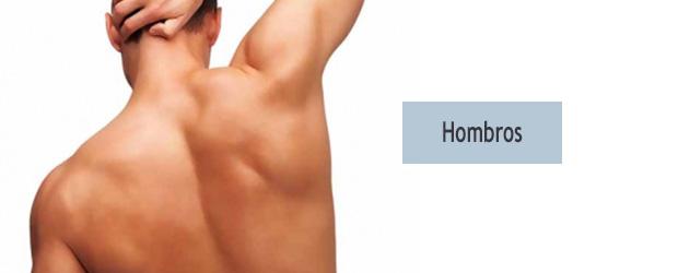 depilacion hombros