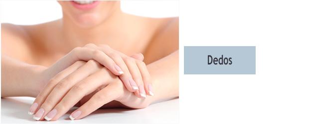 depilacion laser dedos manos
